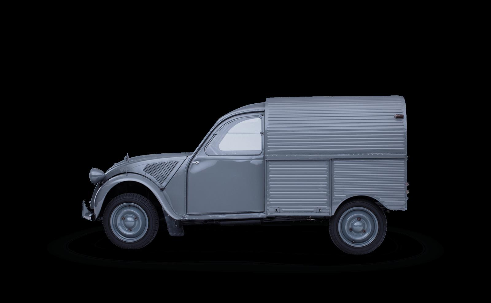 Citroen 2cv fourgonette -