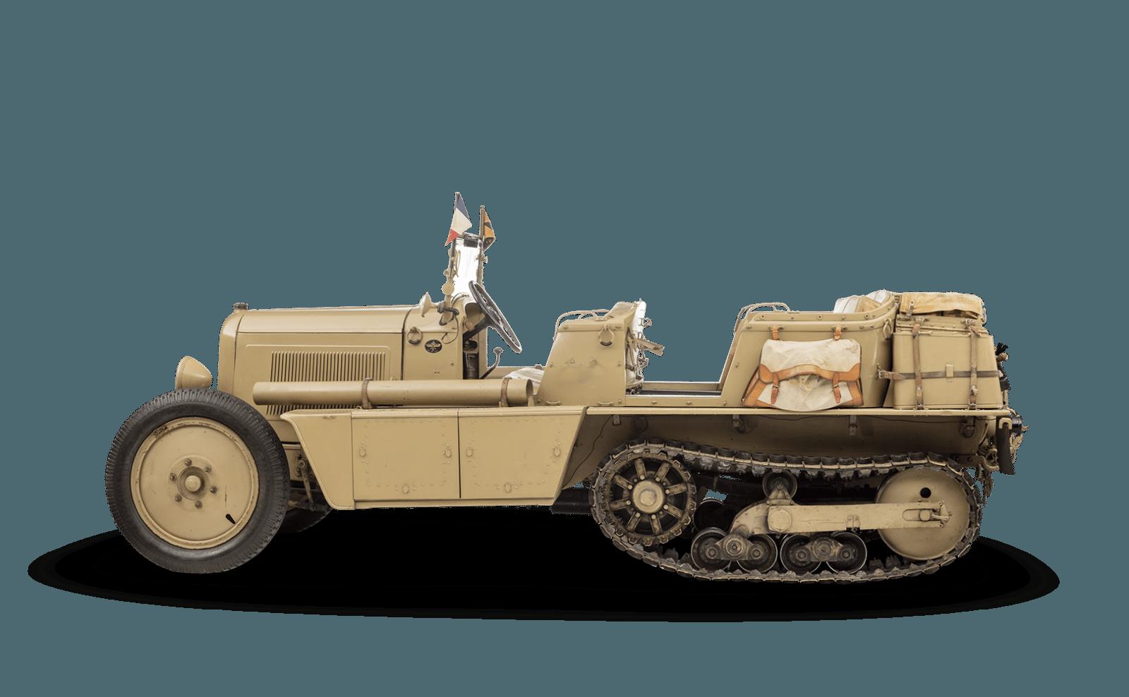 Citroen autochenille type p17 -