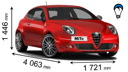 Alfa romeo MITO - 2008