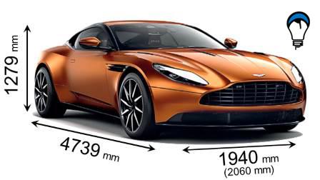 Aston martin DB11 - 2017