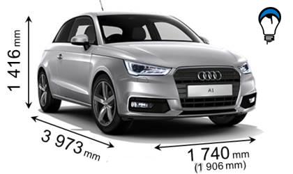 Audi A1 - 2015