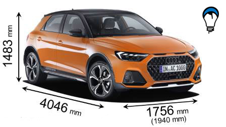 Audi A1 CITYCARVER - 2020