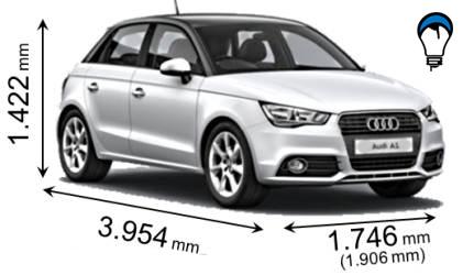 Audi A1 SPORTBACK - 2011