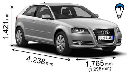Audi A3 - 2010