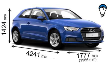 Audi A3 - 2016