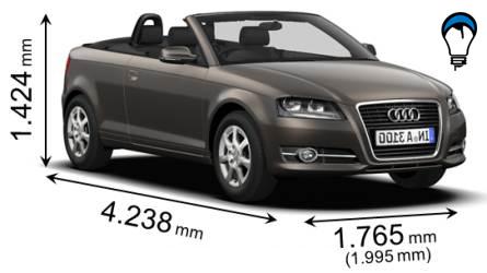 Audi A3 CABRIO - 2010