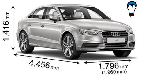 Audi A3 SEDAN - 2013