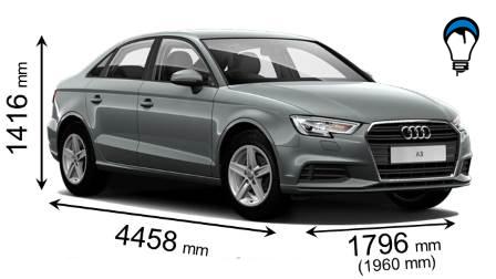 Audi A3 SEDAN - 2016