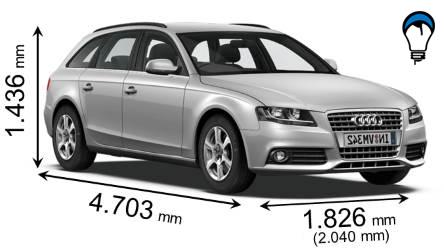 Audi A4 BREAK - 2008