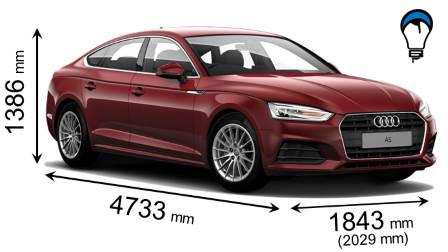 Audi A5 SPORTBACK - 2016