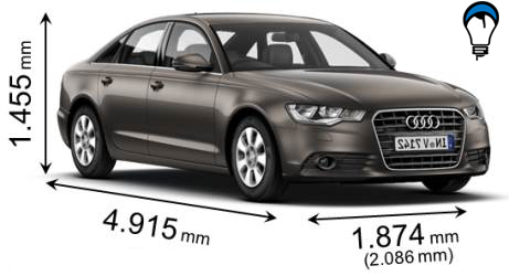 Audi A6 - 2011