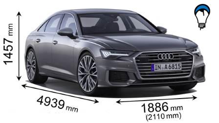 Audi A6 - 2018