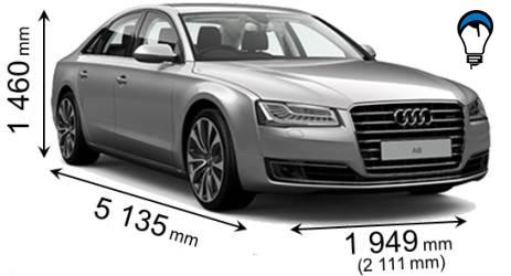 Audi A8 - 2014
