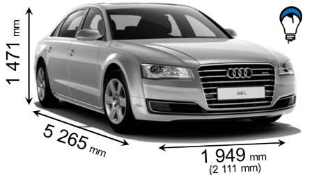 Audi A8 L - 2014