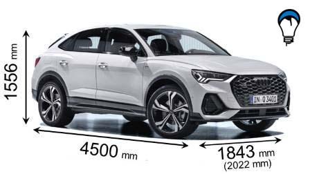 Audi Q3 SPORTBACK - 2020
