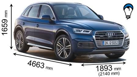 Audi Q5 - 2017