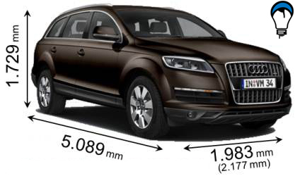 Audi Q7 - 2009
