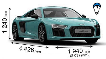 Audi R8 - 2015