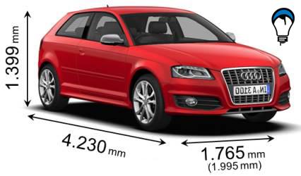 Audi S3 - 2010
