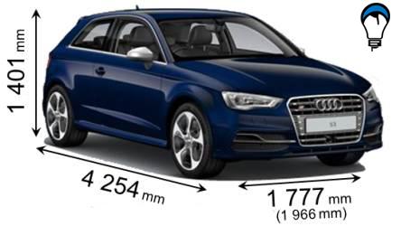 Audi S3 - 2013