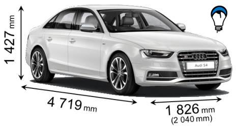 Audi S4 - 2012