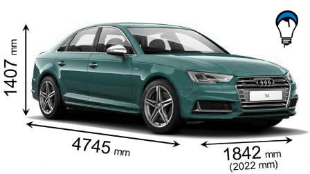 Audi S4 - 2016