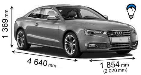 Audi S5 - 2011