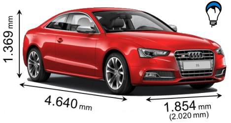Audi S5 - 2012
