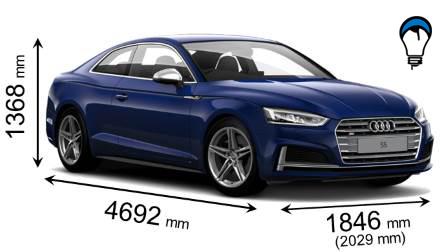 Audi S5 - 2016
