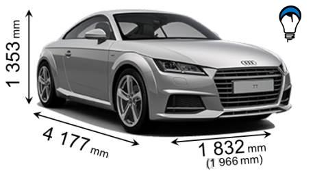 Audi TT COUPE - 2014