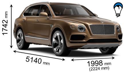 Bentley BENTAYGA - 2016