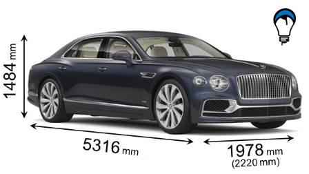 Bentley FLYING SPUR - 2020