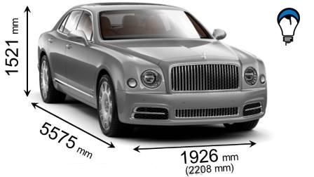 Bentley MULSANNE - 2016