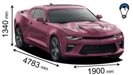 Chevrolet CAMARO - 2017