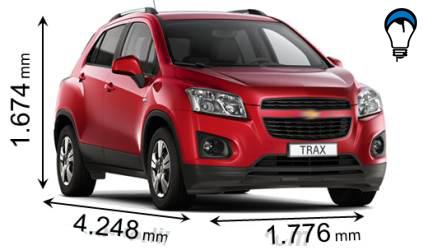 Chevrolet TRAX - 2013