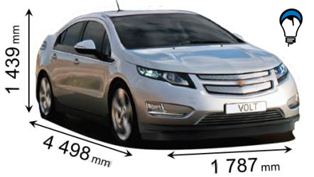Chevrolet VOLT - 2012