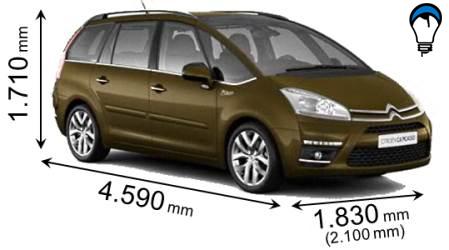 Citroen GRAND C4 PICASSO - 2011