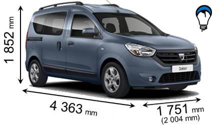 Dacia DOKKER - 2013