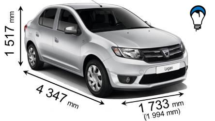Dacia LOGAN - 2013