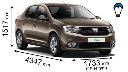 Dacia LOGAN - 2017