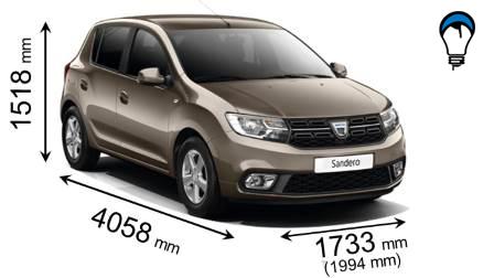 Dacia SANDERO - 2017
