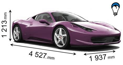 Ferrari 458 ITALIA - 2010