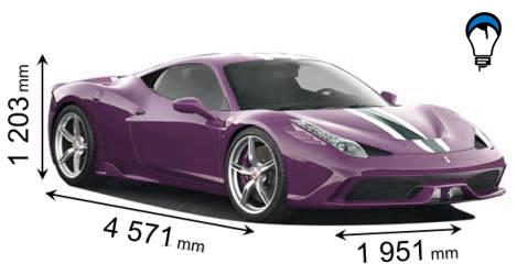 Ferrari 458 SPECIALE - 2014