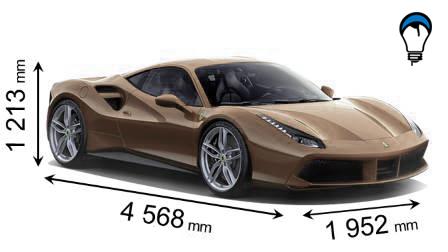 Ferrari 488 GTB - 2015