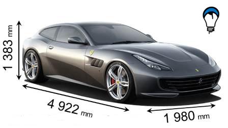 Ferrari GTC4 LUSSO - 2016