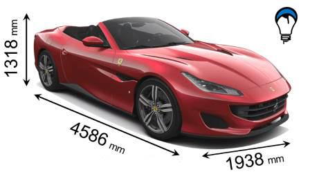 Ferrari PORTOFINO - 2018