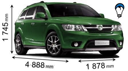 Fiat FREEMONT - 2011