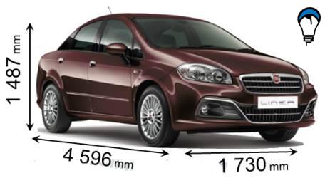 Fiat LINEA - 2012
