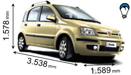 Fiat PANDA - 2004
