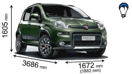 Fiat PANDA 4X4 - 2016